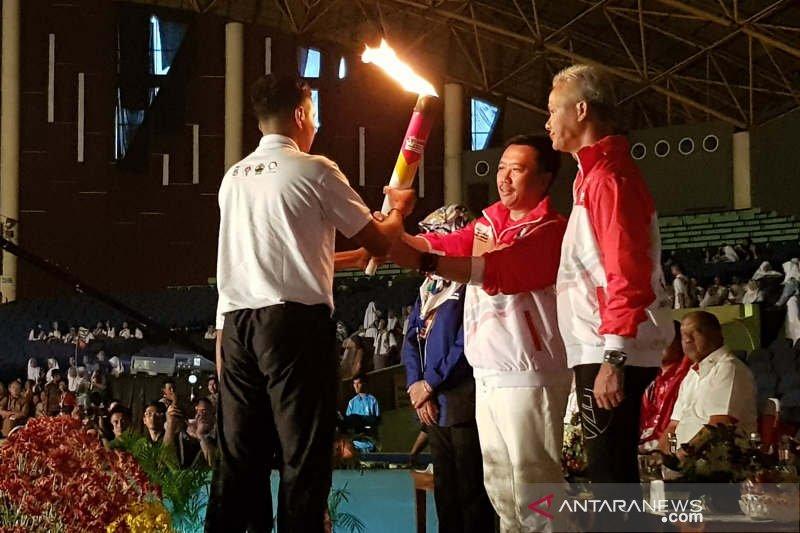 Menpora buka ASEAN Schools Games 2019
