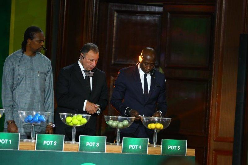 Ini hasil undian kualifikasi Piala Afrika 2021