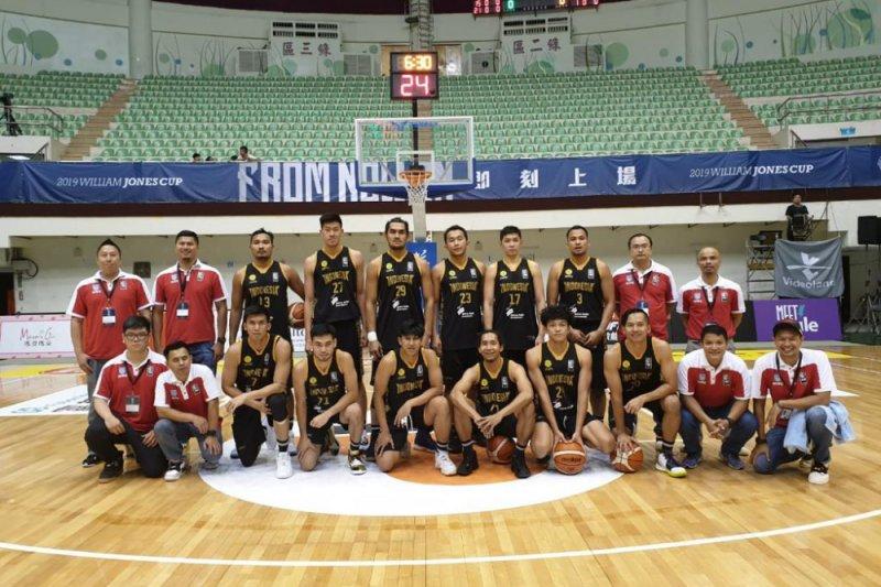 Jadwal kualifikasi FIBA Asia, Indonesia jamu Korsel