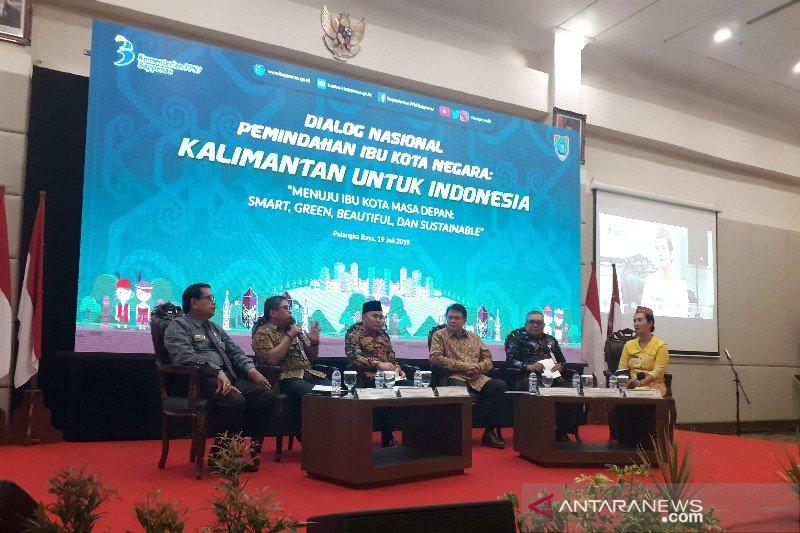 Di hadapan perwakilan Bappenas, Gubernur bantah isu negatif tentang Kalteng