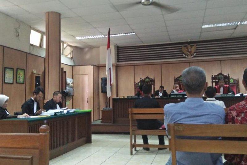 Diduga manipulasi suara, JPU tuntut PPK Koja satu tahun penjara