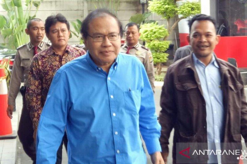 Rizal Ramli diperiksa sebagai saksi penyidikan kasus korupsi BLBI