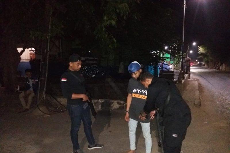 Polres Metro Jakarta Barat buru pemuda pemalak