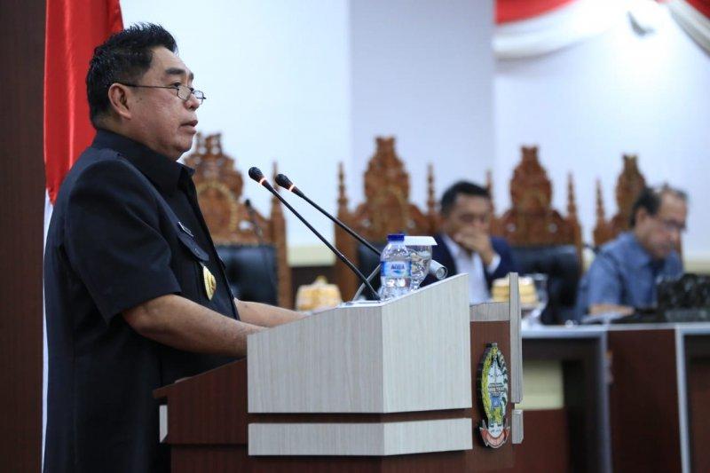 Gubernur Sulsel berpandangan ranperda pembinaan dan pengawasan produk halal