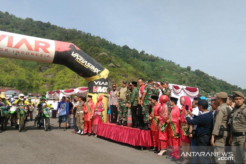 Minang Trail Adventure diikuti 700 peserta dari berbagai negara