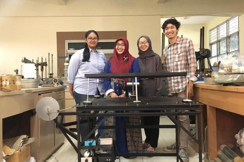 Mahasiswa UGM ciptakan pondasi tahan gempa dari