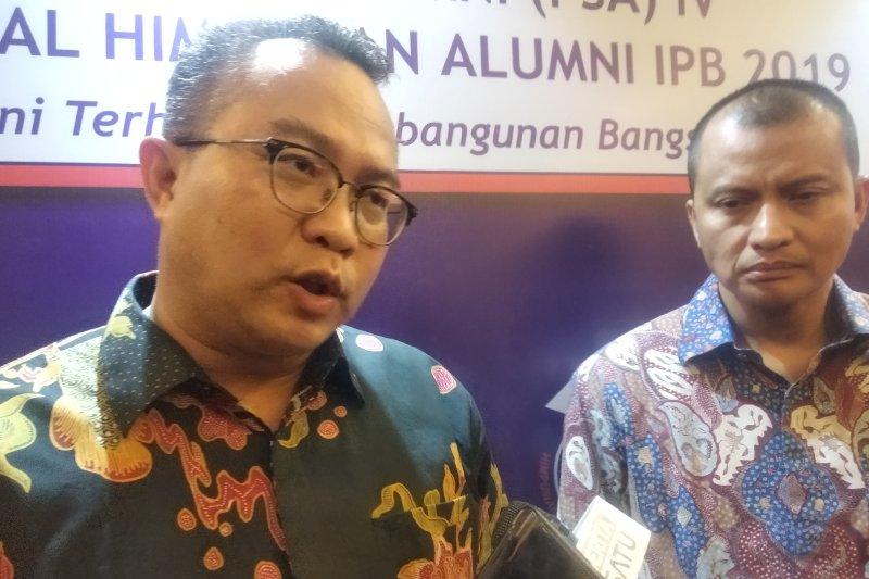 Sinergi alumni IPB penting untuk transformasi pertanian