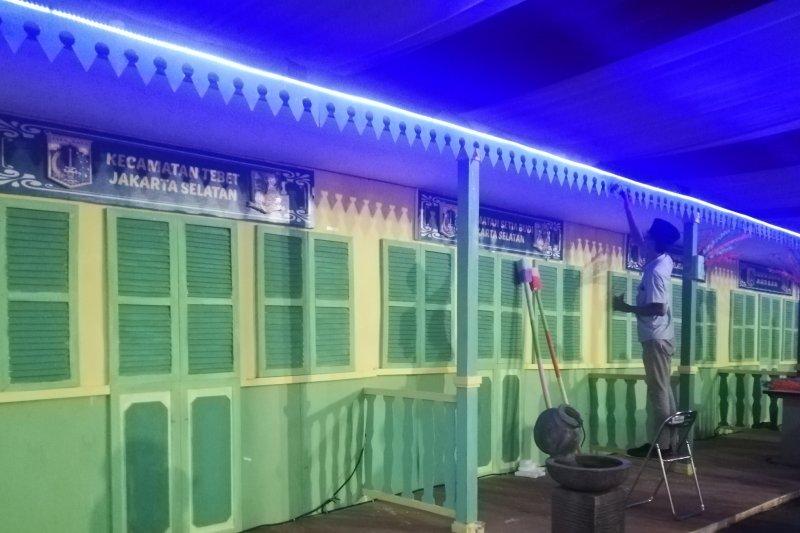 Lebaran Betawi di Monas resmi dibuka pada Sabtu