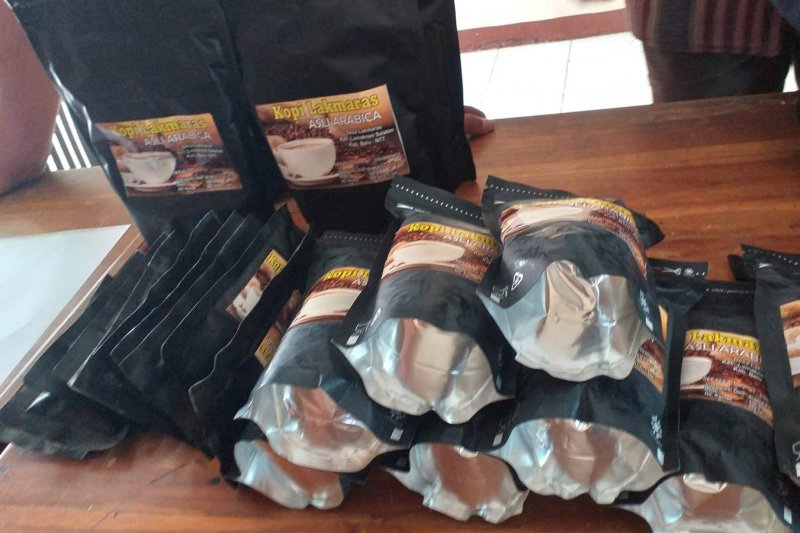 Bagaimana mendorong kopi Lakmaras tembus pasar modern