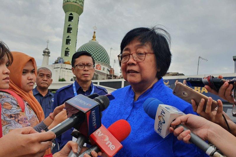 Pemerintah akan ajukan PK pascaputusan MA tentang kebakaran hutan