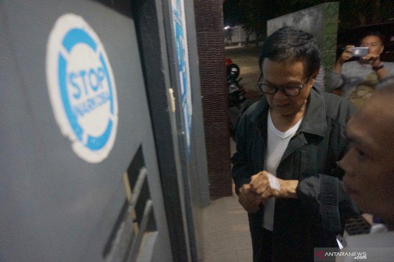 Tersangka korupsi PDAU Trenggalek ditahan