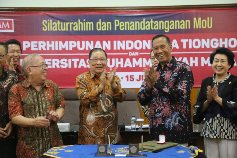 Perhimpunan Tionghoa Indonesia gandeng UMM