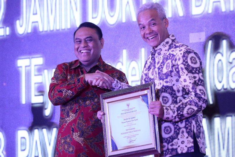 "Jateng borong 22 penghargaan ""Awarding Top 99 Inovasi Pelayanan Publik"""