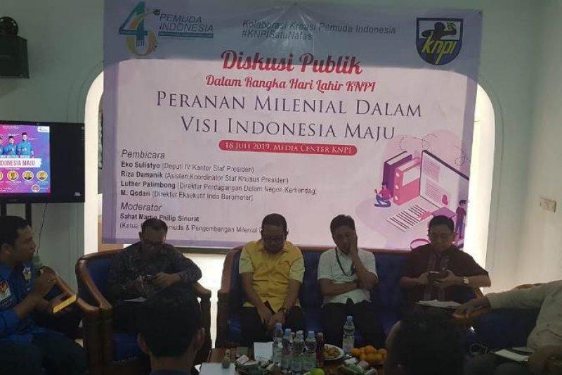 KNPI bentuk Koperasi Nasional Pemuda Indonesia