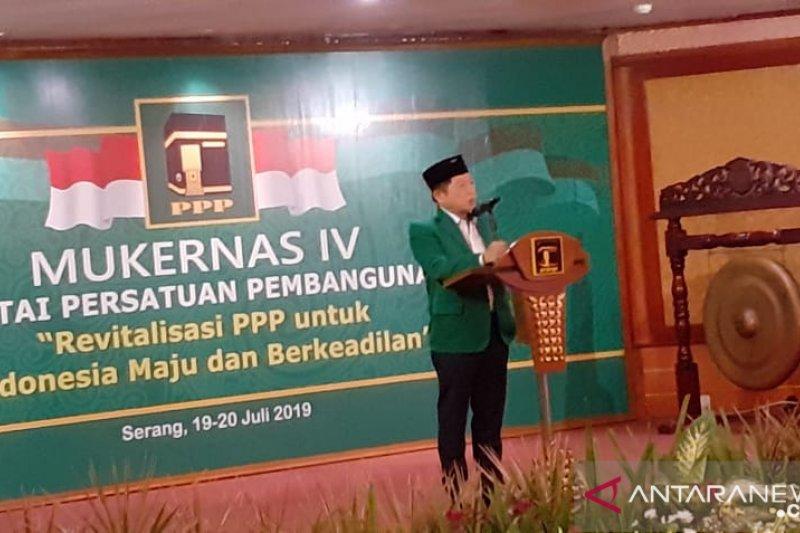 Mukernas IV PPP diikuti semua DPP dan tokoh partai