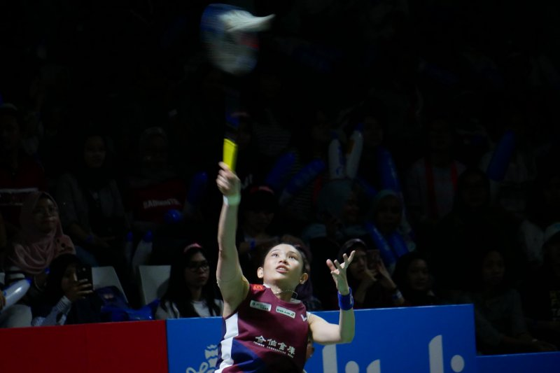 Tai Tzu Ying ke semifinal usai singkirkan Intanon