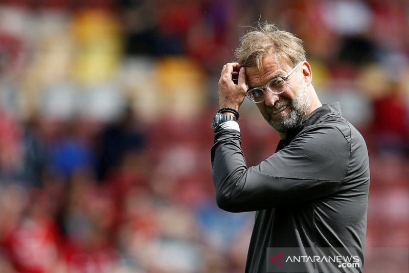 Pelatih Liverpool masuk nominasi penghargaan terbaik FIFA