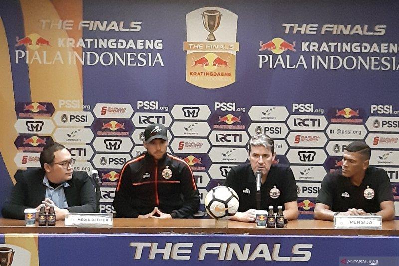 Pelatih Persija: taklukkan PSM demi lempangkan jalan juara Piala Indonesia