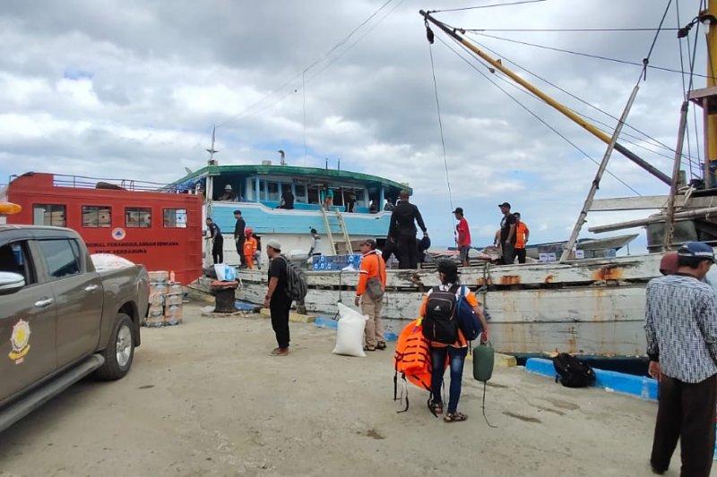 Bantuan DKP Maluku Utara sebaiknya di drop untuk nelayan korban gempa