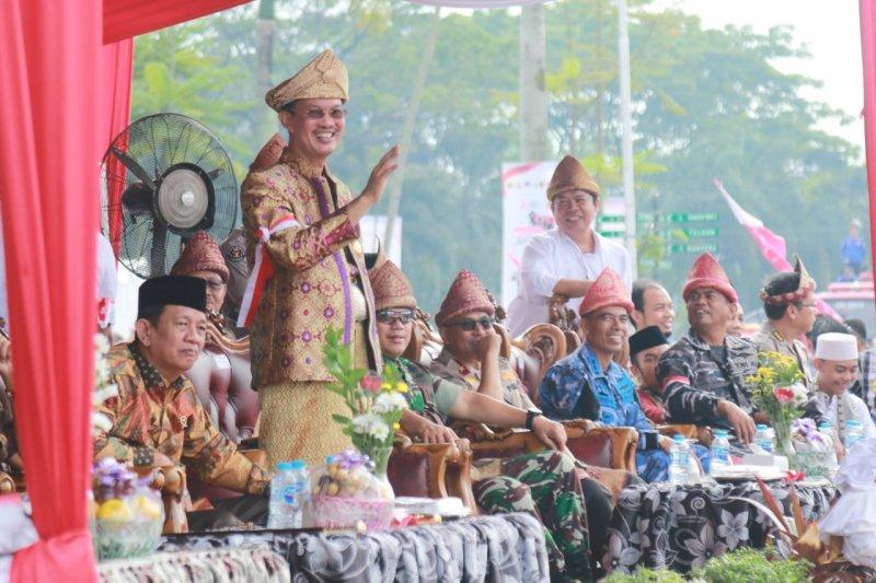 Wali Kota Palembang ajak warga rajut kebersamaan dan persatuan