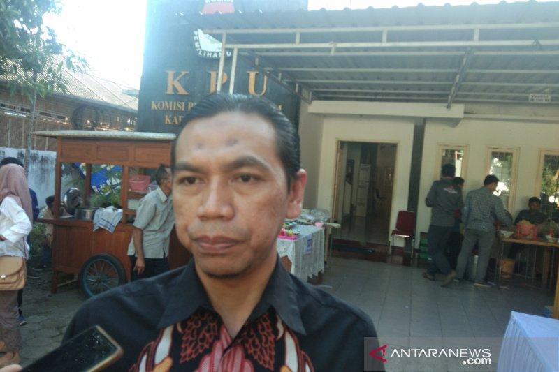 KPU Bantul menetapkan anggota DPRD terpilih pada hari terakhir