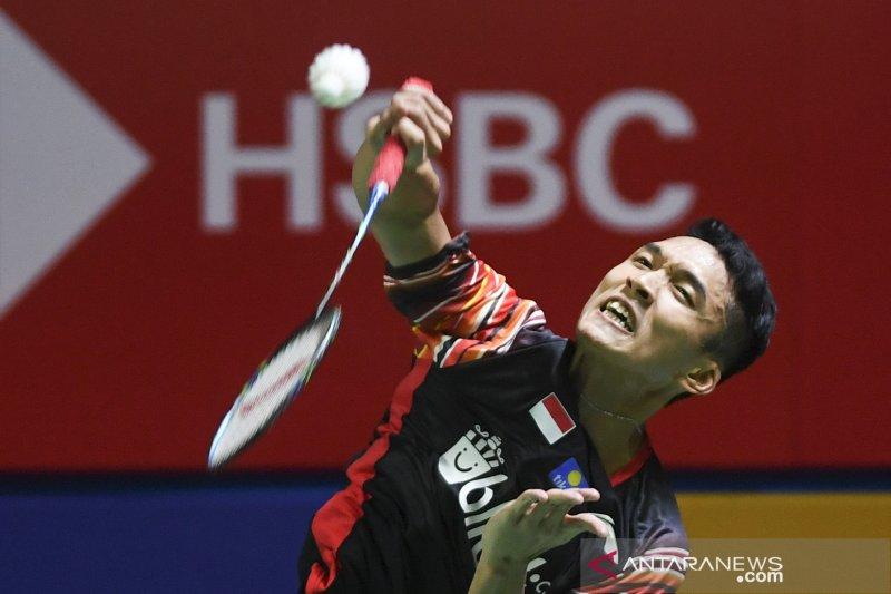 Jojo gagal melaju ke semifinal usai dikalahkan pemain Taiwan