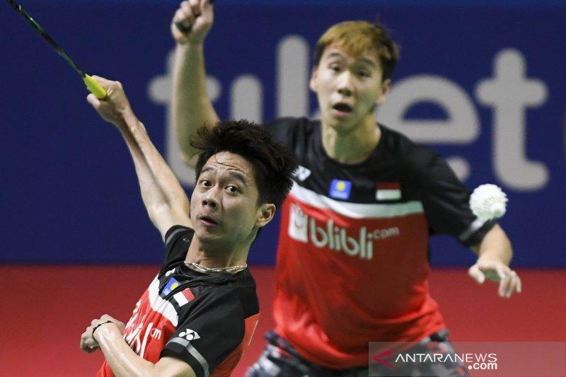 """Kevin/Marcus siap akan berikan yang terbaik di """"all Indonesian final"""""""