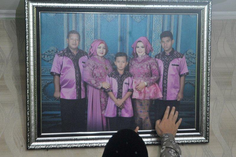 Korban orientasi SMA Nusantara Wiko Jerianda meninggal dunia