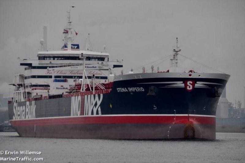 "Inggris: Iran  tempuh ""jalur berbahaya"" dengan sita tanker"