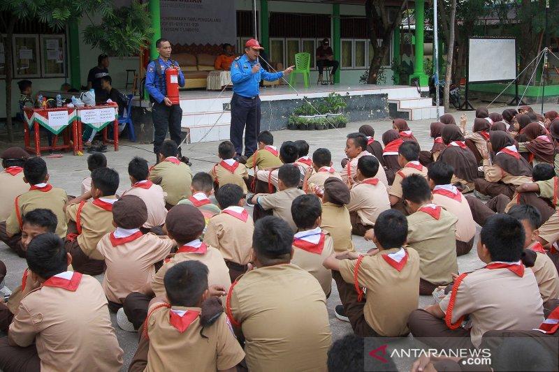 BPBD jalankan program sekolah siaga bencana di Limboto Gorontalo