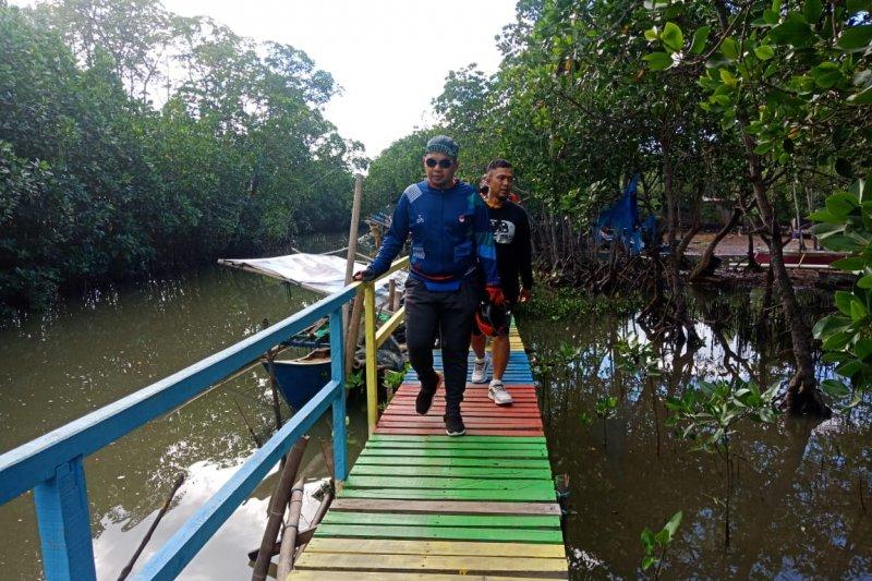 Pemkot Makassar upayakan dana bantuan CSR kawasan hutan mangrove