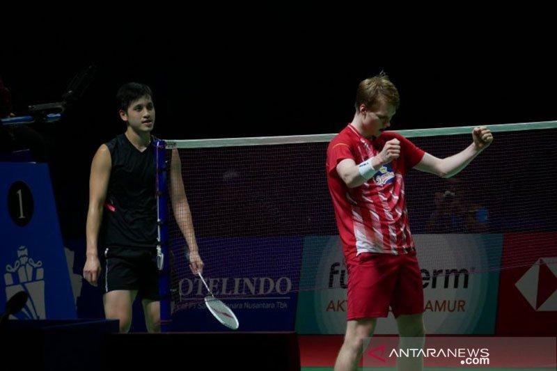 Indonesia Open, Indonesia, China dan Jepang pastikan gelar di tangan