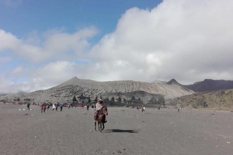 Banjir lahar dingin kaldera tak ada kaitannya dengan erupsi Gunung Bromo