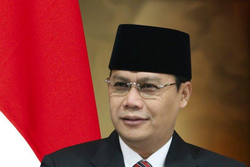 Ahmad Basarah, doktor hukum tata negara di MPR