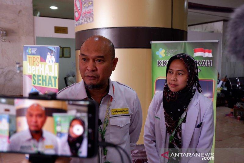Infeksi saluran pernapasan penyakit utama calhaj di Mekkah