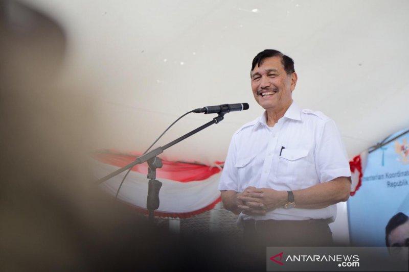 Menko Kemaritiman resmikan tempat pelelangan ikan daring pertama di Indonesia
