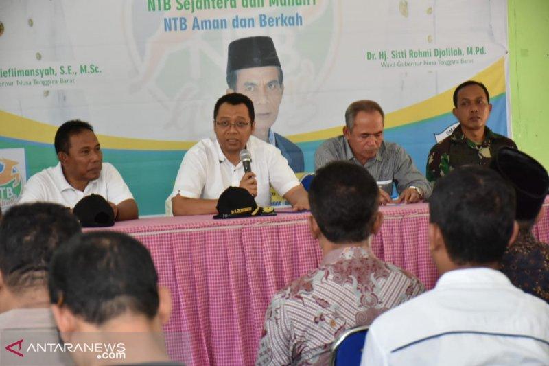 Gubernur NTB: pengangkatan kepala sekolah tidak boleh karena kedekatan