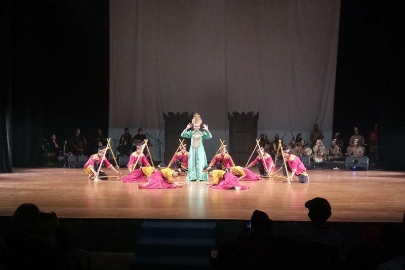 Sanggar Tasek Seminai Siak juarai sejumlah kategori Parade Tari Riau
