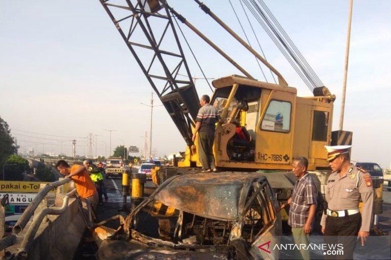 Pertamina tangani kecelakaan truk tanki dengan  maksimal