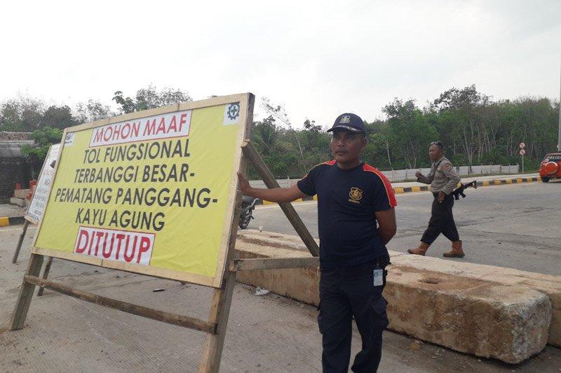 Jalur tol Trans Sumatera di Mesuji dalam proses pembersihan