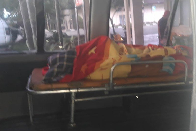 Akibat sakit perut, satu calhaj Padang Sidempuan wafat