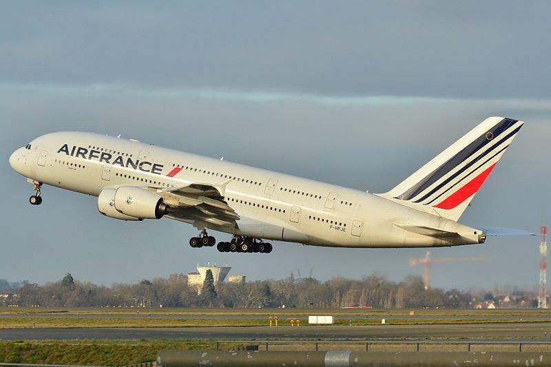 Air France tangguhkan penerbangan di wilayah Irak dan Iran