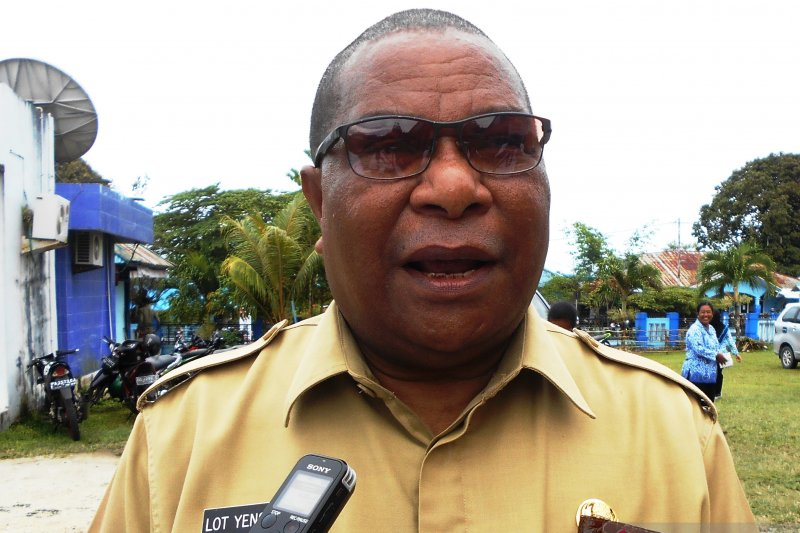 Penerimaan dana Otsus Papua untuk Biak Numfor berkurang 70 persen