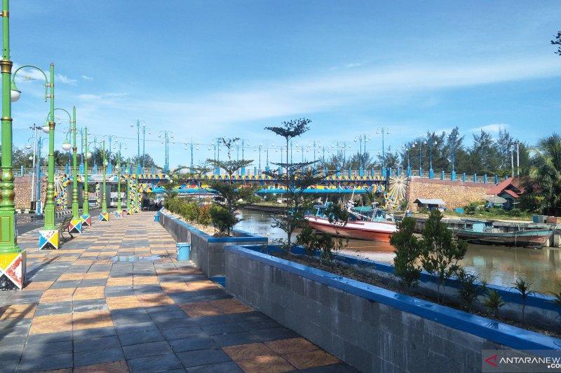 Pusat bantu Pariaman Rp440 juta lanjutkan pembangunan Kota Tepi Air