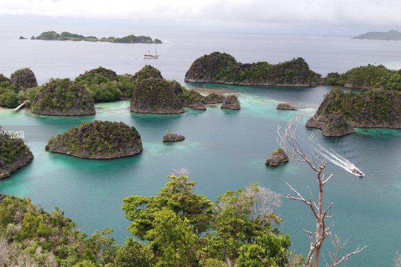 Tiga kampung Raja Ampat masuk nominasi ISTA