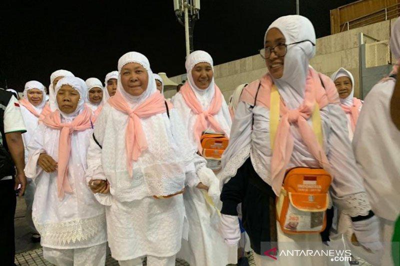 Kota Mekkah mulai