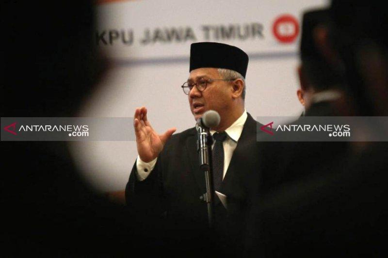Disebut layak maju Pilkada Surabaya, Ketua KPU RI: Saya tidak punya biaya