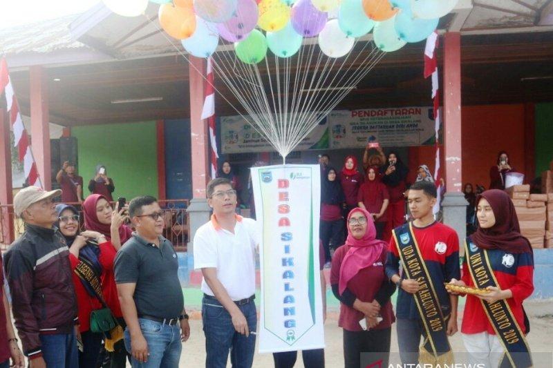 Sikalang resmi jadi Desa Sadar Jaminan Sosial