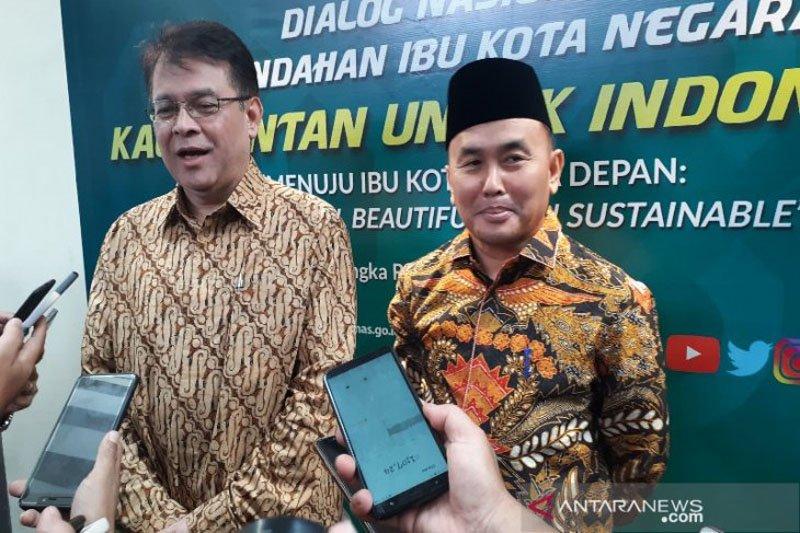 Pemindahan ibu kota Negara ke Kalteng wujudkan visi Indonesiasentris