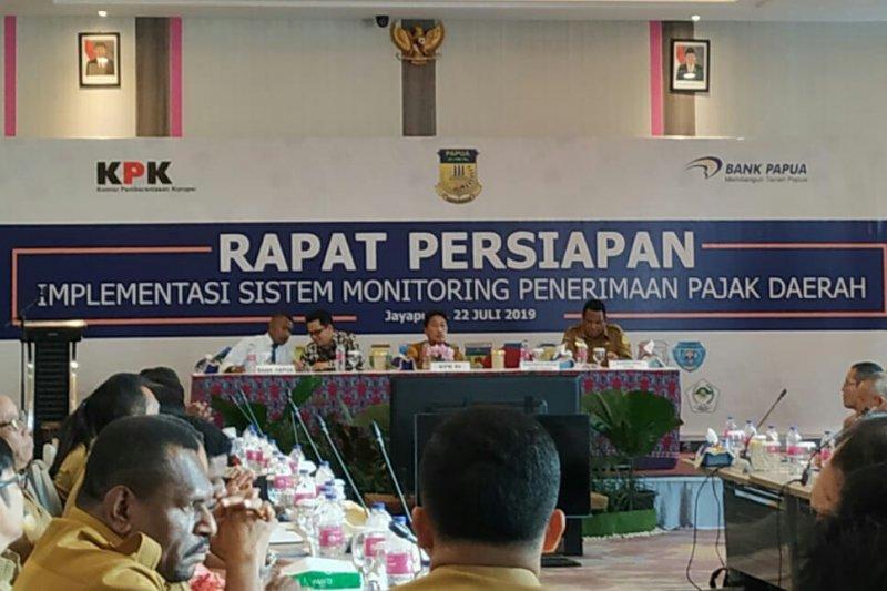 Tiga agenda utama KPK terkait evaluasi pencegahan korupsi di Papua